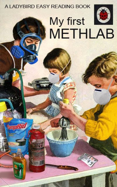 Ladybird Book Cover Pictures ~ Best images about that s methed up on pinterest