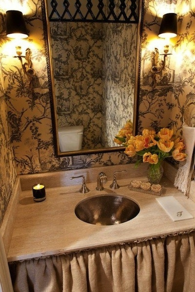 81 best My French Farmhouse Bathroom images on Pinterest Room