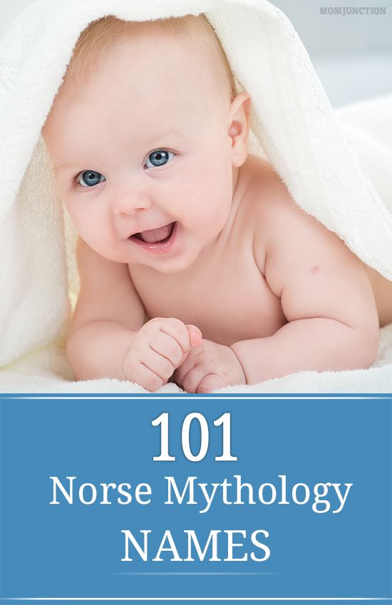 101 Most Popular Norse Mythology Names