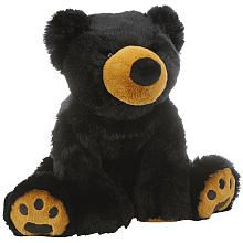 Toys R Us Plush 18 inch Black Bear - theme for the nursery