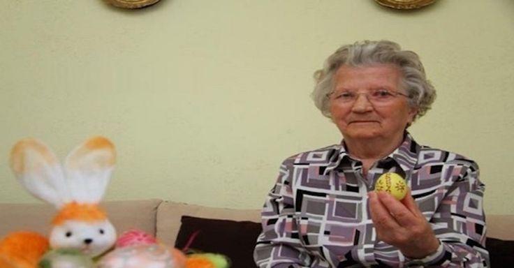 Většina lidí už po 50-ce trpí na vysoký krevní tlak a cholesterol. Tato 85 letá babička však zná recept, jak se daným onemocněním vyhýbat.