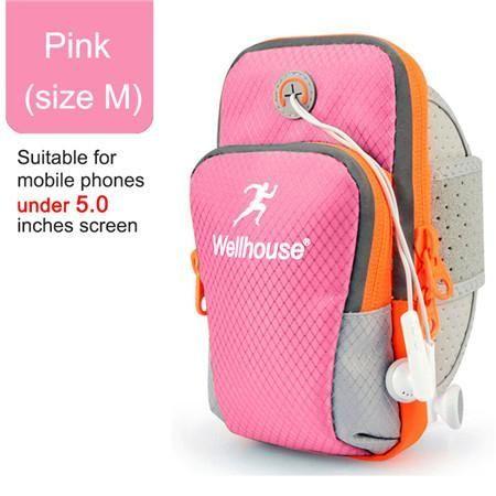 Armband Phone Holder- Waterproof Phone Armband Bag For Running