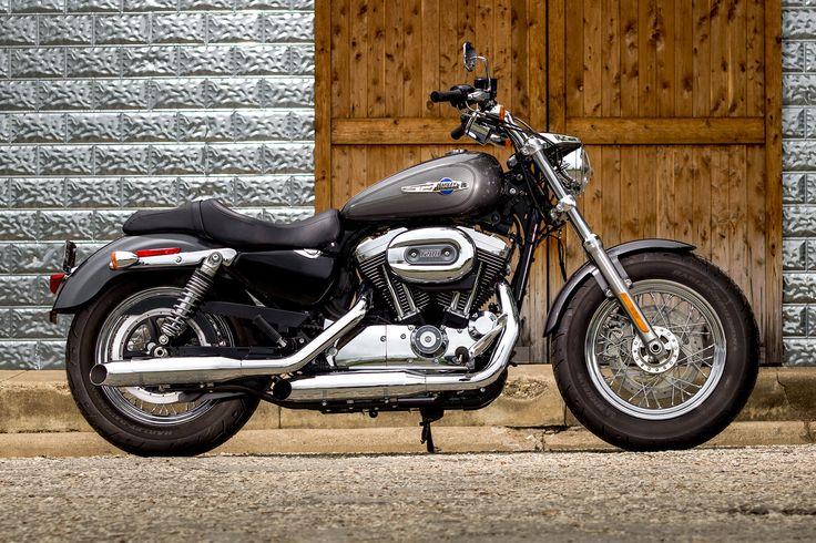 2016 Sportster 1200 Custom | Harley-Davidson Nederland