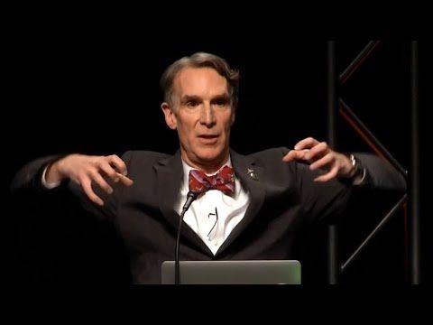 Bill Nye destroys Noah's Ark myth during a debate with Ken Hamilton at the Creationist Museum in Kentucky.  (VIDEO)