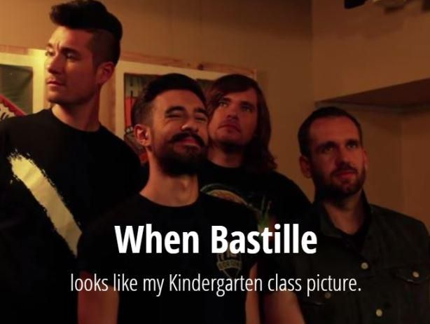 when are bastille next touring