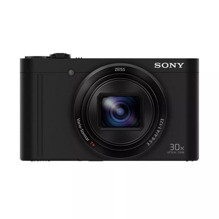 cámara compacta wx500 con zoom óptico de 30x  sony store