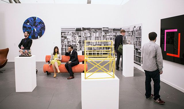 Is the Art Market Becoming a Supply-Side Economy? An Argument Against Art Fairs