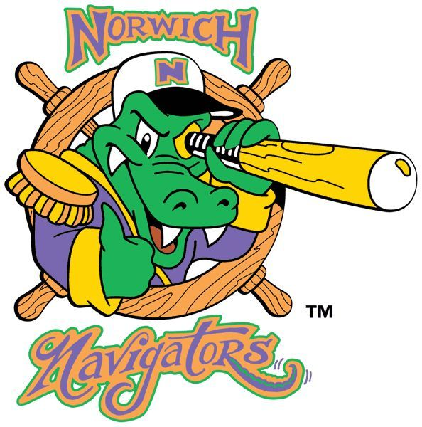 Some Of The Weirdest And Hokiest Minor League Baseball Logos - Neatorama