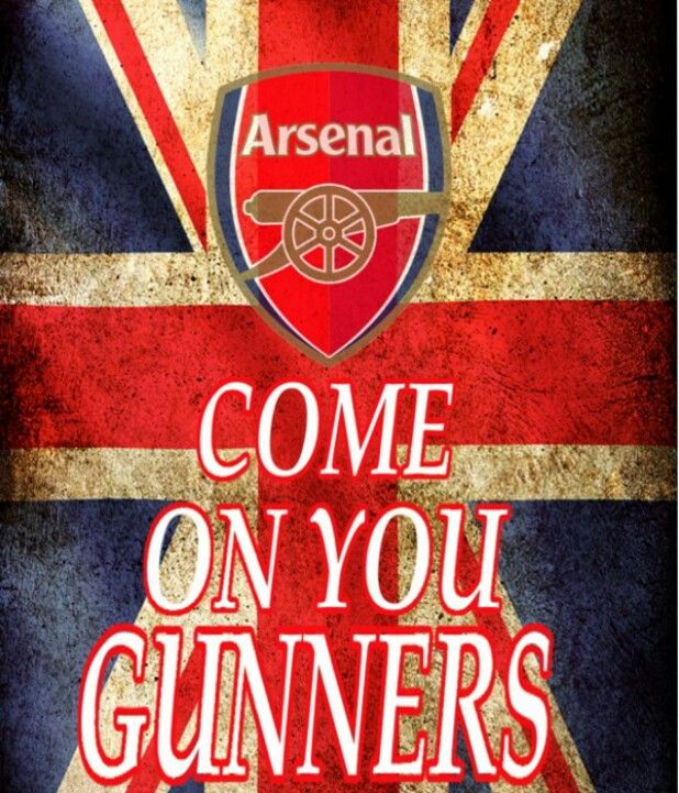 [Arsenal / Union Jack logo] Wish we'd change our name to LONDON ARSENAL.