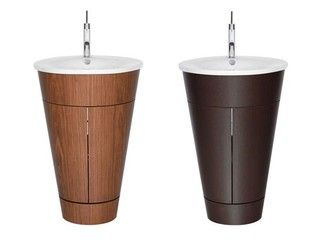 Round ceramic washbasin STARCK 1 | Washbasin - DURAVIT