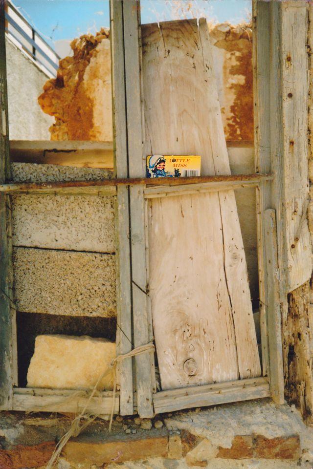 Analogue photo, Crete 1997