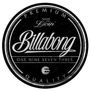 Billabong Logo | Various Billabong Logo Work on Behance