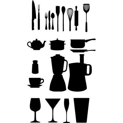 14 best images about vinilos para cocina on pinterest for Vinilos para cocinas