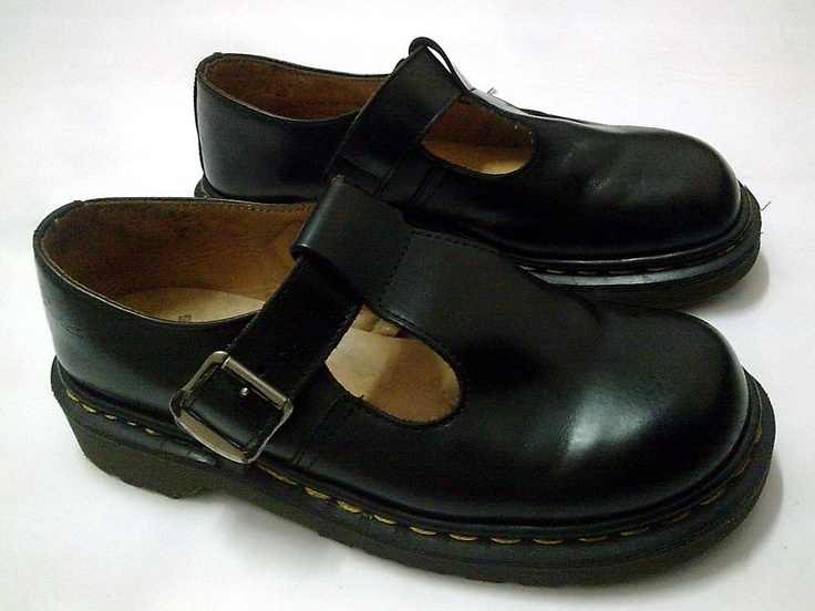 Doctor martens ary jane style!