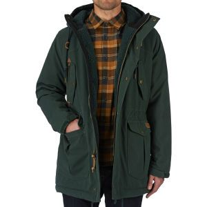 Volcom Starget Parka Jacket - Expedition Green | Free UK Delivery*