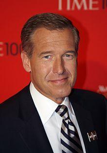 Bryan Douglas Williams (1959 - ) Anchor & Managing Editor of NBC Nightly News