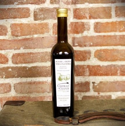 Aceite de oliva virgen extra // Extra virgin olive oil: Castillo de Canena