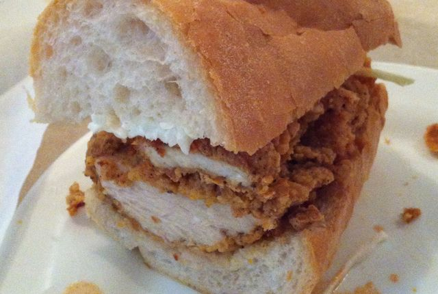 Mother's Restaurant - New Orleans, Louisiana