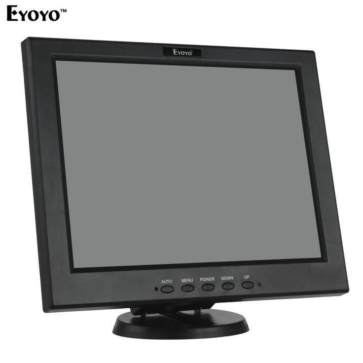 122.33$  Buy here - http://alih77.shopchina.info/go.php?t=32787135043 - Eyoyo JSW121H 12-inch 165 degree Viewing Color Screen CCTV Monitor for CCTV Security Camera 122.33$ #buyonline