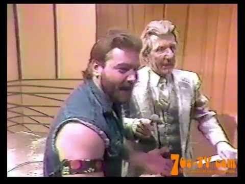Jimmy Hart leaves Memphis dumping on Lance Russell(BEST VERSION ...