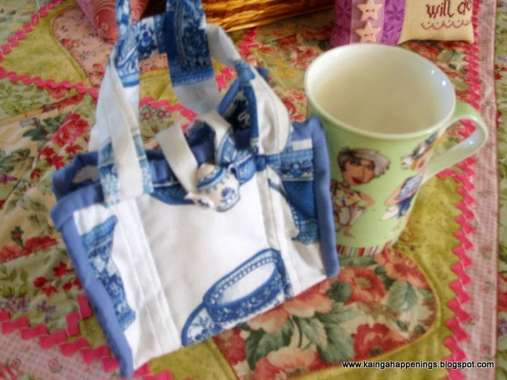 Welcome To Kainga Happenings Mug Bag Tutorial Sewing