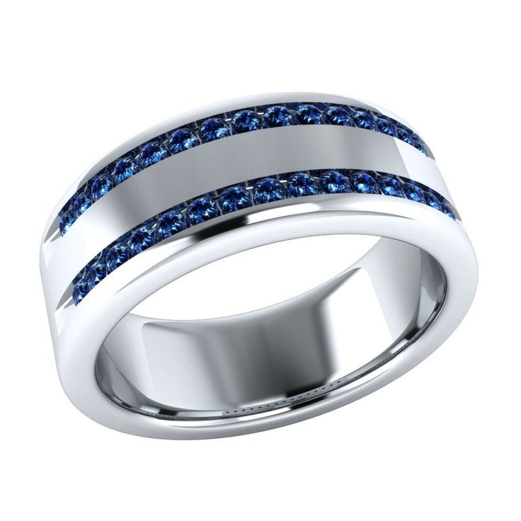 15 best Mens Jewelry images on Pinterest Male wedding rings