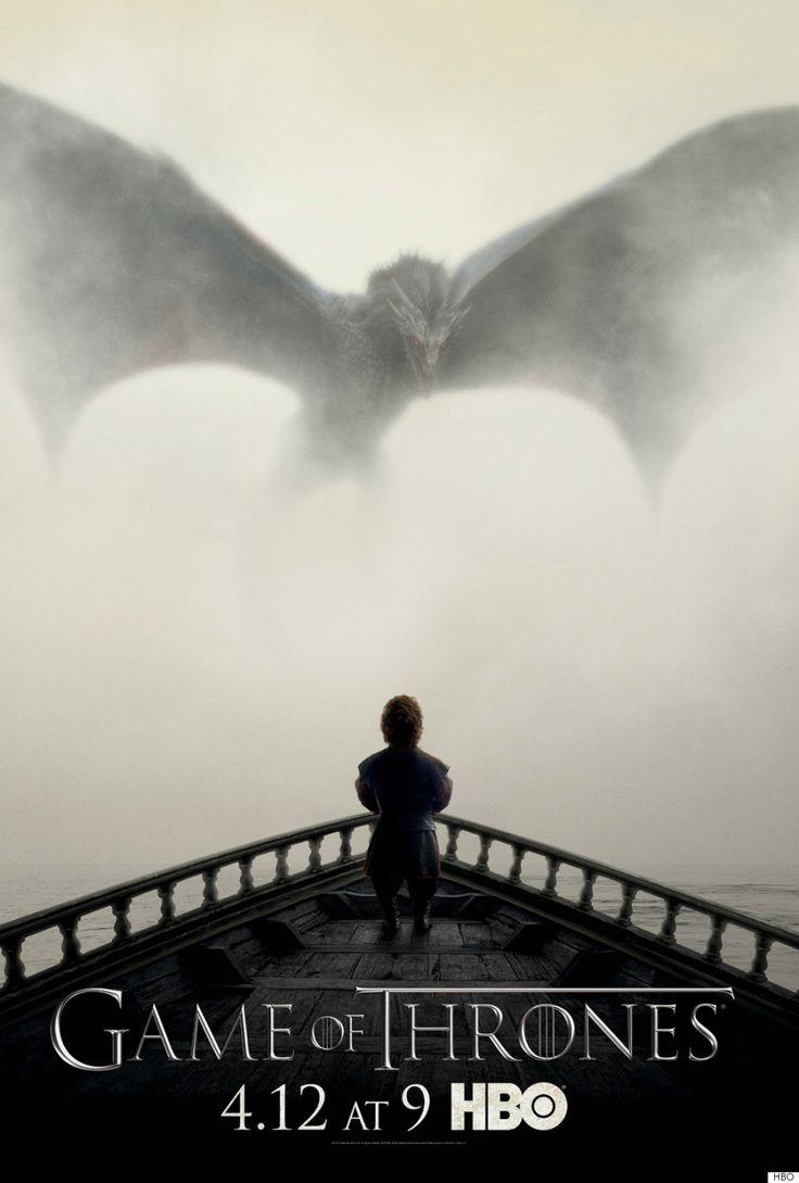 """Ce que cette nouvelle affiche de """"Games of Thrones"""" nous apprend de la saison 5"""