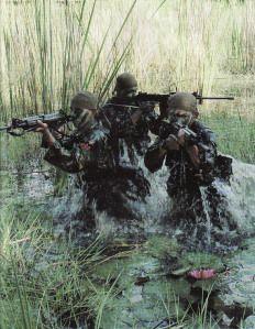 wisbenbae: Inilah syarat jadi prajurit KOPASSUS !