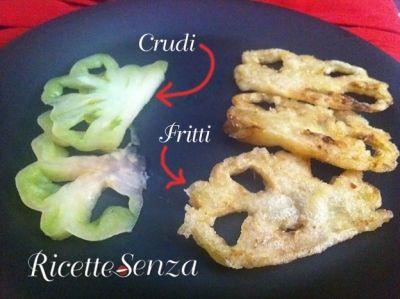 Pomodori fritti speziati http://www.ricettesenza.it/le-ricette/item/103-pomodori-fritti-speziati-vegan.html