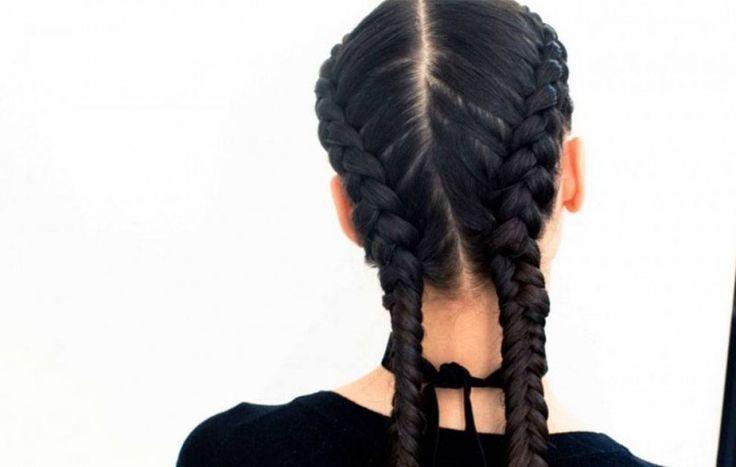 Coiffure : La tendance des boxer braids – #boxer #…
