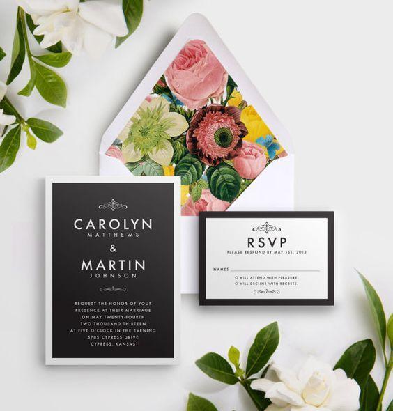 DIY Convite de casamento perfumado!  Está a procura de algo original para surpreender seus convidados antes da festa começar?Aprenda como fazerconvite de casamento perfumado. Quem já não colocou um pouquinho do seu perfume em um car…