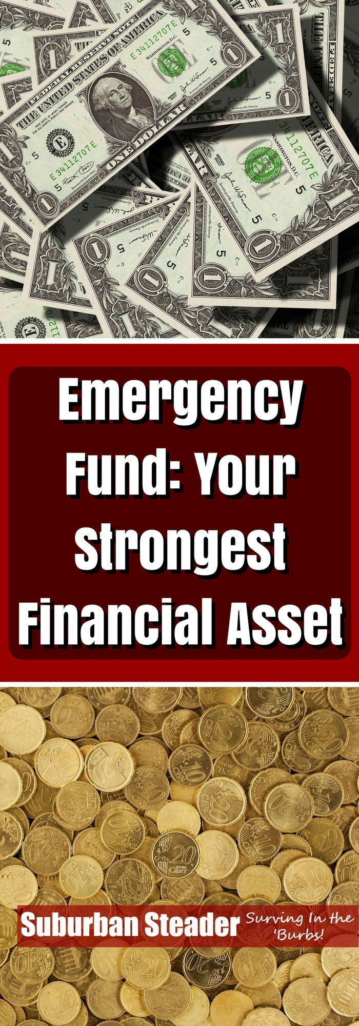 """An emergency fund is not a """"backup fund"""" you can use to buy anything you want. Learn to identify what a real emergency is and how to build one."""