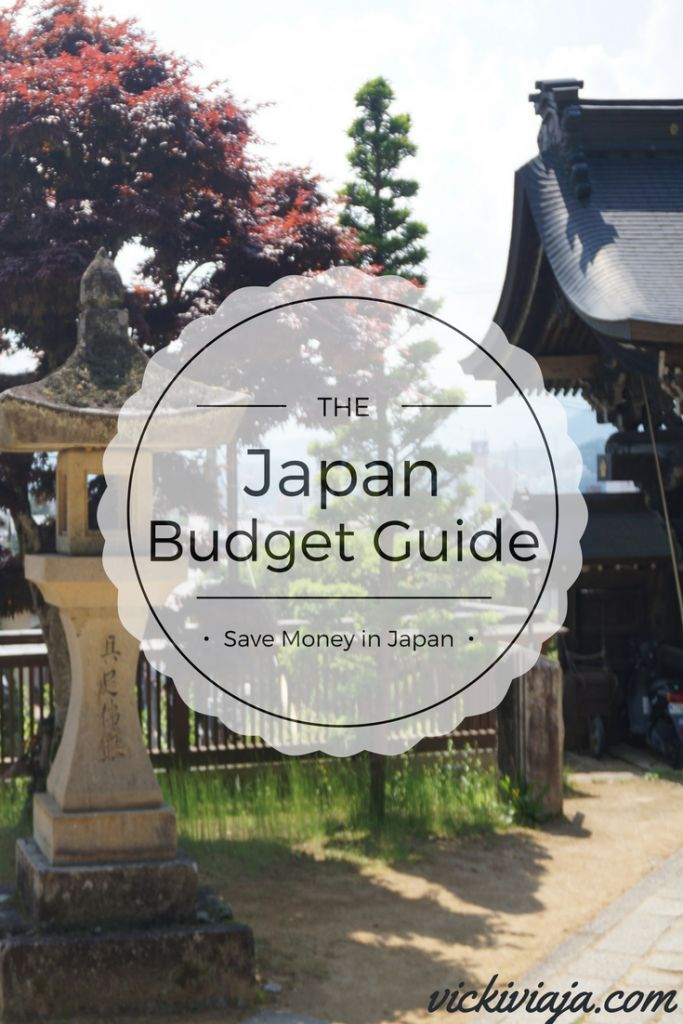 how to travel to tokyo on a budget