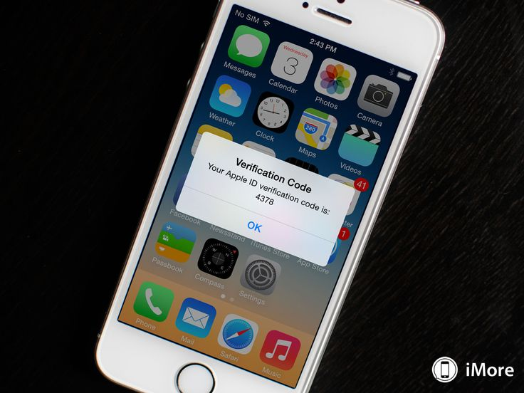 Follow the two steps and enable verification for your #Apple ID http://goo.gl/SlcZxC