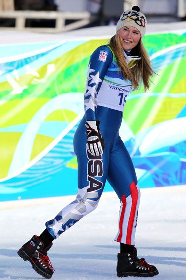 Bazaar picks the most stylish Olympic looks throughout the years.