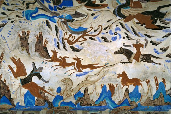 The Caves of Dunhuang - The New York Times > Arts > Slide Show > Slide 5 of 13