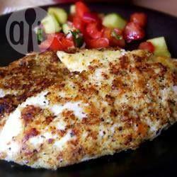 Breaded Parmesan chicken @ allrecipes.co.uk