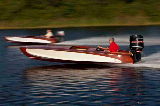 Video of Raveau Runabouts - boats.com | Wooden Boats | Runabout boat, Boat, Wooden speed boats