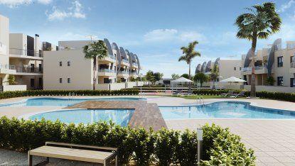 PLAYA ELISA BAY - APARTAMENTOS PLANTA 1 - Appartement in Orihuela Costa-Mil palmeras vanaf 139,000 €