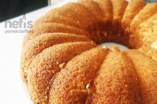 Limonlu Kek Tarifi - Nefis Yemek Tarifleri