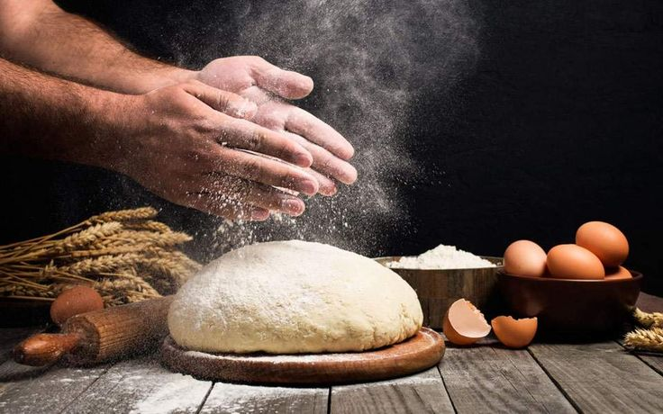 Μπορούμε να φτιάξουμε ψωμί με σκέτο σταρένιο αλεύρι. Ωστόσο τα ανάμεικτα άλευρα δίνουν μεγαλύτερη νοστιμιά.
