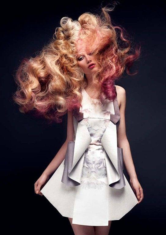 hair trend collections / парикмахерские тренды / стрижки, прически, окрашивания волос » Page 5 of 157 » Тренды в стрижках, прическах и окрашивании волос. Trends in haircuts, hairstyles and hair color.