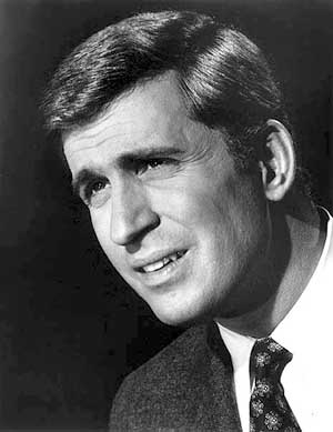Ted Bessell, aka Donald Hollinger from That Girl. <3