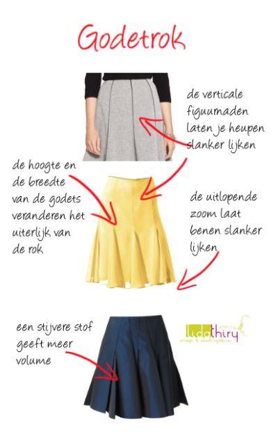 Een supervrouwelijke rok die veel vrouwen staat én hij laat je heupen mooi uitkomen, maar ook slanker lijken. Lees het blog waarop je kunt letten #godetrok
