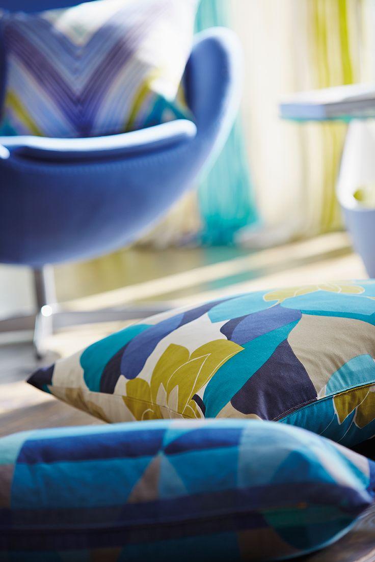 Scion Spirit, Soul & Rhythm fabrics