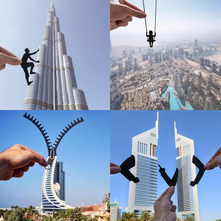 This London Designer Is Making Hilarious Objects Out Of Famous Dubai Buildings