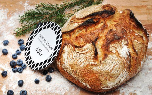 Artisan Bread - Brobygrafiska : Brobygrafiska