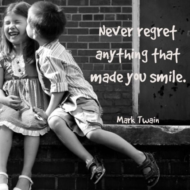 Never Regret Anything That Made You Smile Quote Tattoo: 135 Best Images About Mark Twain On Pinterest