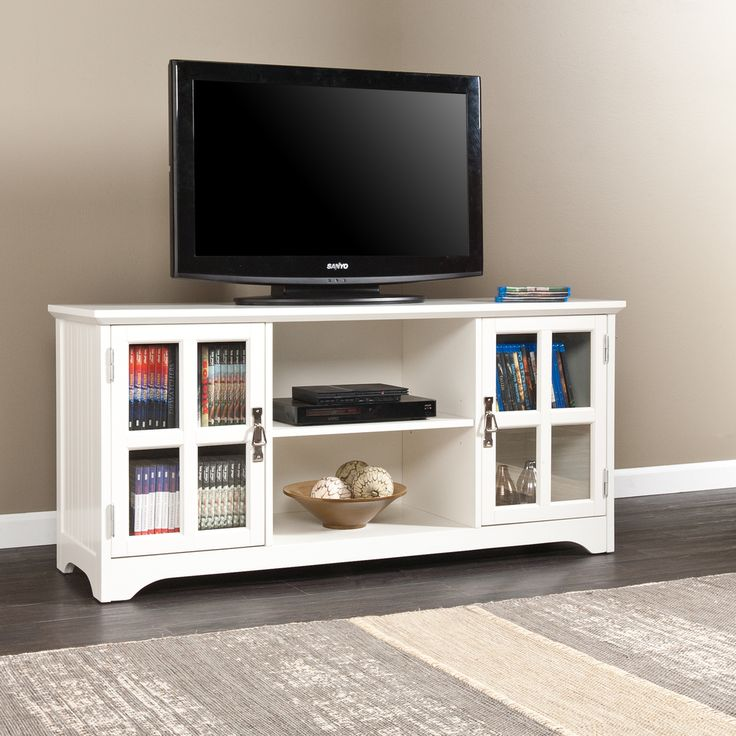 1000+ ideas about White Tv Stands on Pinterest | Tv Stands ...