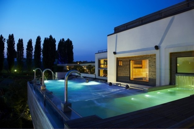 La spa dell'Aspria Harbour Club. Rigenerarsi con trattamenti La Prairie e Comfort Zone a Milano.